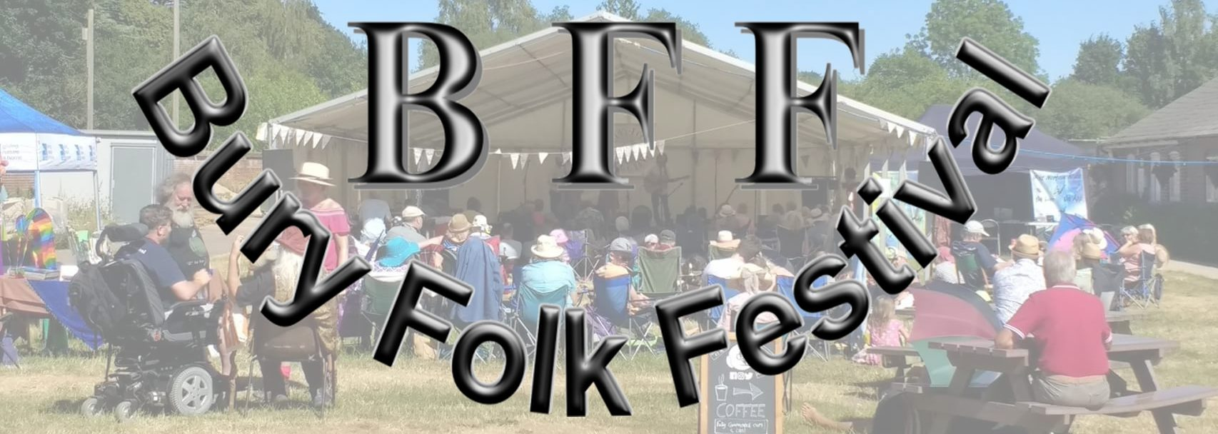 5th Bury Folk Festival 2019
